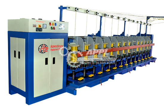 direct RING WINding machine