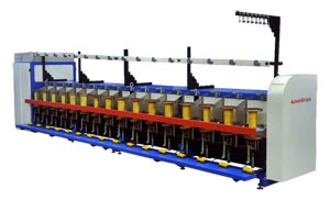 Pp - Hdpe Yarn Twisting And Winding Machine
